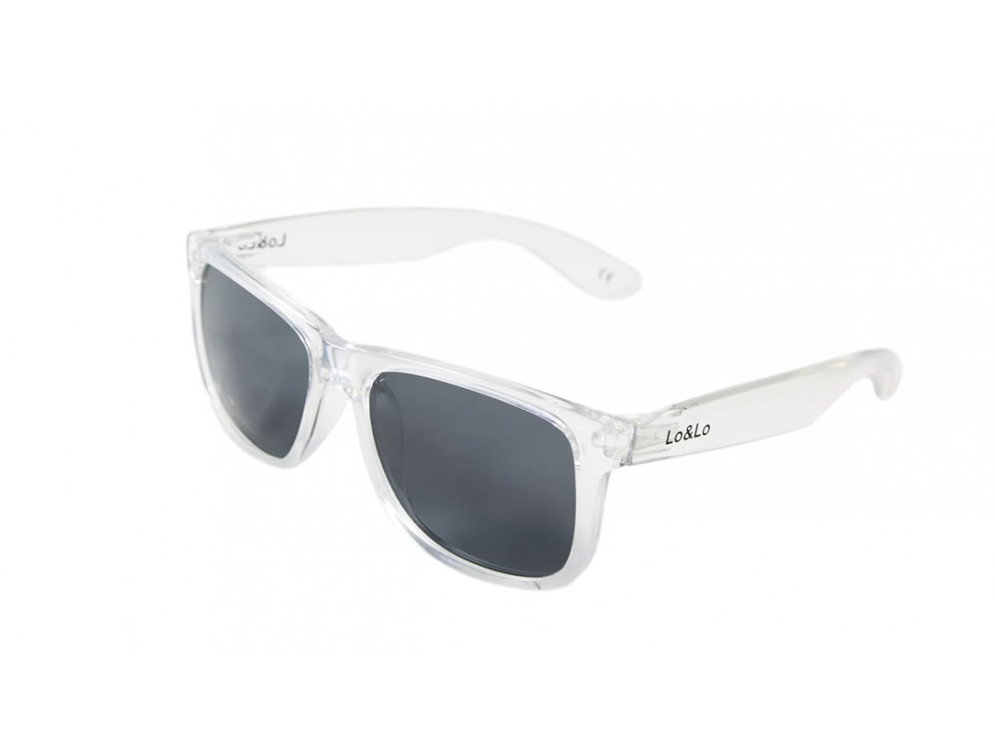 Gafas de sol Bela Casual Transparent Black