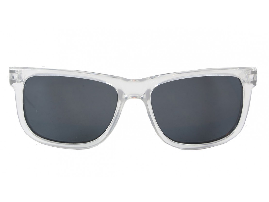 Gafas de sol polarizadas Casual Transparent Black  | Lo&Lo